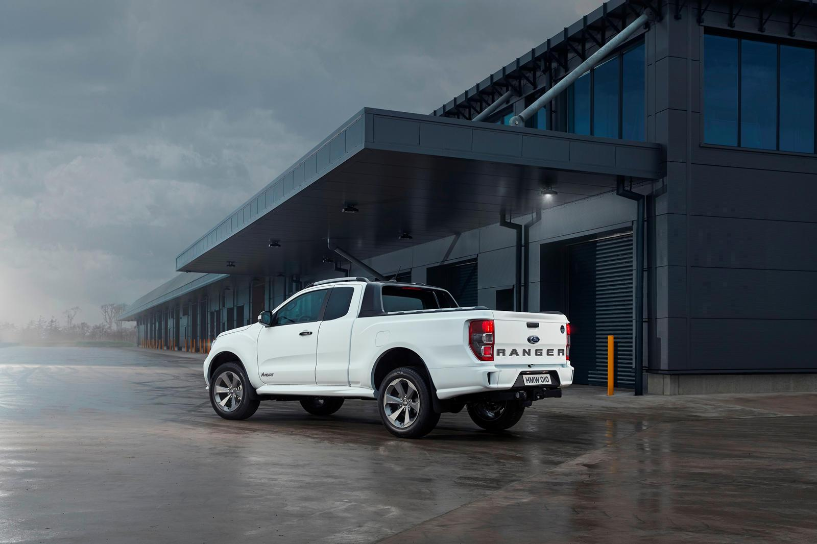 New Ford Ranger MS-RT Gets Raptor Good Looks Minus The Muscle