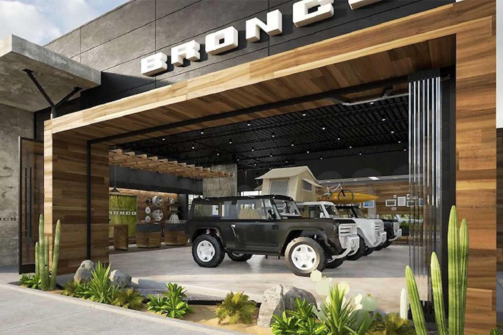 Buying A Ford Bronco Is About To Get Way Cooler