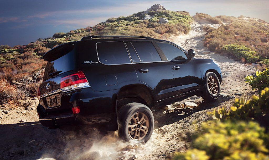Review: The 2021 Toyota Land Cruiser Heritage Edition Is A Rugged Nod To A Bygone Age