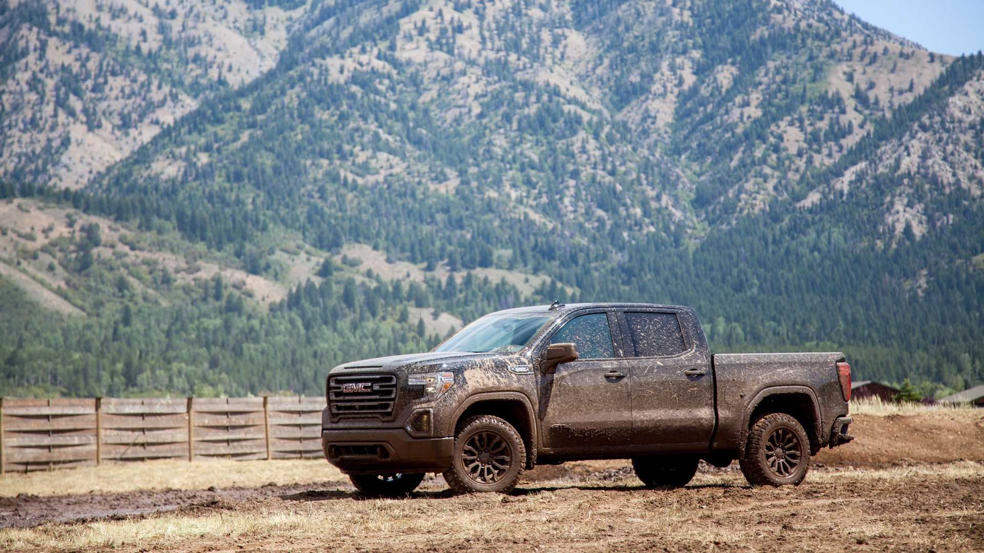 Blog 2020 Gmc Sierra 1500 At4 Diesel First Drive Off Road Rich
