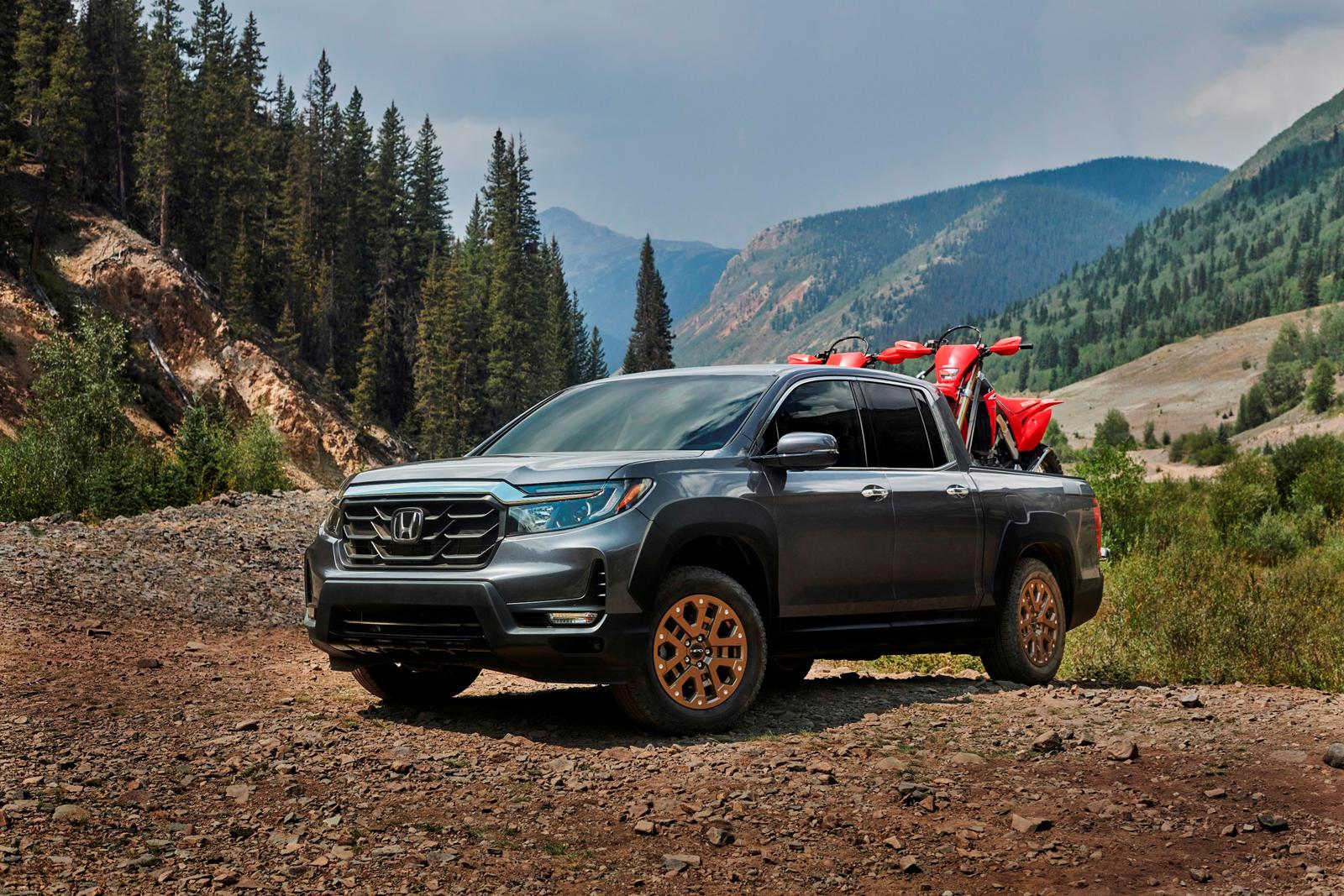 The Honda Ridgeline Is The Most Underrated Truck In America