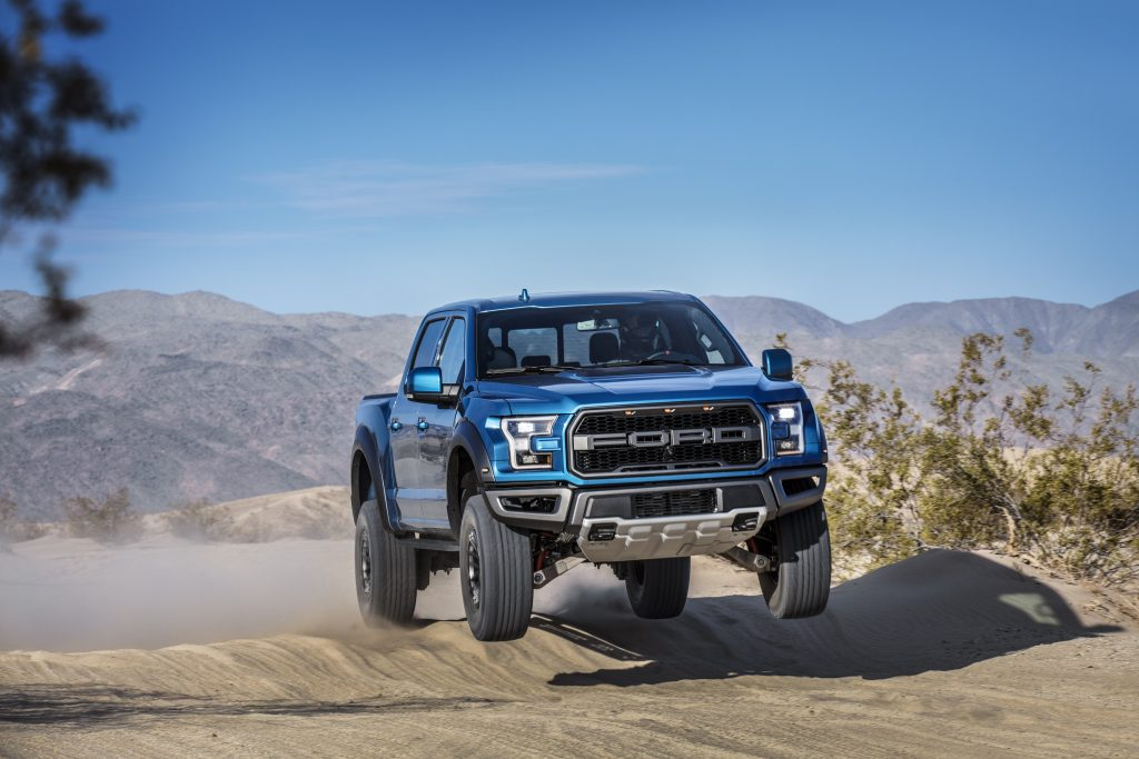 The Ford Raptor Will Return in 2021
