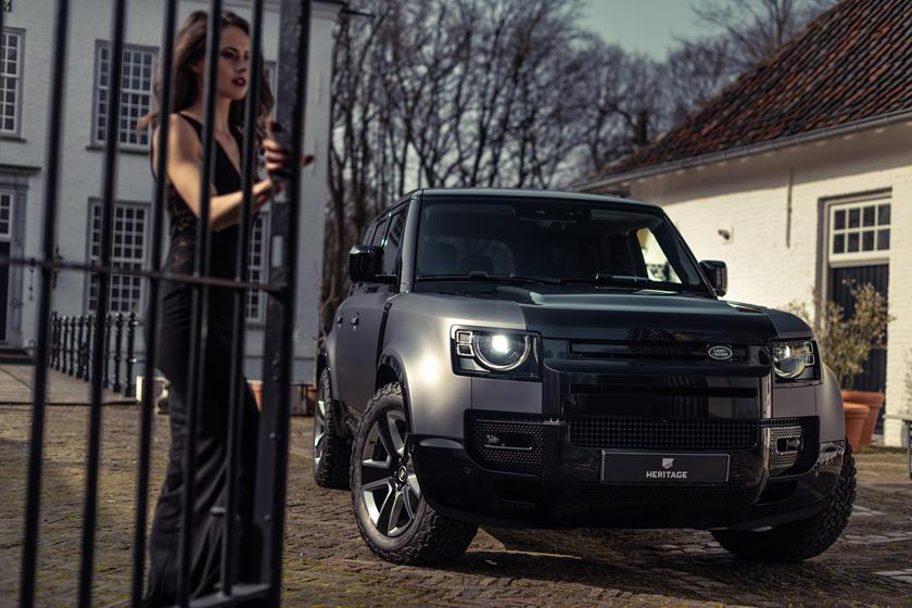 These Guys Will Build Your Dream Land Rover Defender