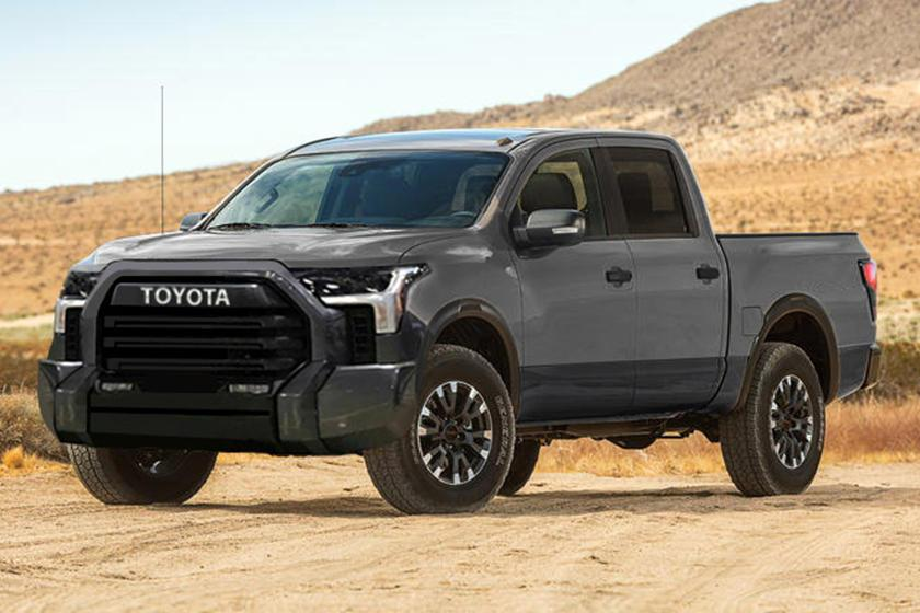 This Is What The 2022 Toyota Tundra Will Look Like