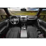 Rugged Ridge 11157.90 Charcoal Manual Interior Trim Accent Kit