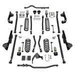 "TeraFlex 1224000 4"" Alpine CT4 Long Arm Suspension Liftkit – No Shocks"
