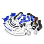 HSP Diesel 213-HSP-CB Candy Blue Over Stock Twin Kit No Turbo Factory Battery Location