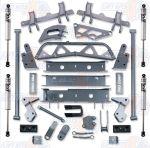 Pro Comp K1109BMX 6'' Bracket System Vehicles w/Stamped Lower Arms