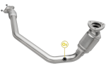 MagnaFlow 49228 Direct Fit Catalytic Converter