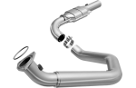 MagnaFlow 49601 Direct Fit Catalytic Converter