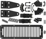 Kentrol 50570 Hood Kit With TJ Style Hood Catch