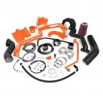 HSP Diesel 513-1-HSP-O Orange Over Stock Twin Kit No Turbo Factory Battery Location