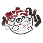 HSP Diesel 513-2-HSP-CR Candy Red Over Stock Twin Kit No Turbo Factory Battery Location