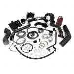 HSP Diesel 513-2-HSP-SB Satin Black Over Stock Twin Kit No Turbo Factory Battery Location