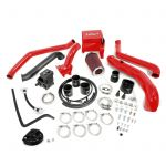 HSP Diesel 514-1-HSP-BR Blood Red Single Install Kit No Turbo