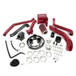 HSP Diesel 514-1-HSP-CR Candy Red Single Install Kit No Turbo