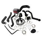 HSP Diesel 515-1-HSP-GB Gloss Black Single Install Kit No Turbo