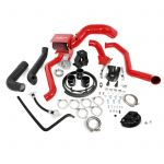 HSP Diesel 515-2-HSP-BR Blood Red Single Install Kit No Turbo