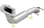 MagnaFlow 52038 Direct Fit Catalytic Converter