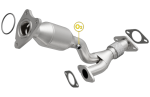 MagnaFlow 52182 2.25'' Diameter Direct Fit Catalytic Converter