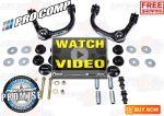 Pro Comp 52001B Suspension Control Arm Fits 4WD