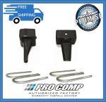 Pro Comp 58401 Leaf Spring Axle U-Bolt Kit