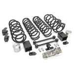 Readylift 69-6835 3.5'' Coil Spring Lift Kit (black spring w/shock extensions)