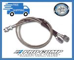 Pro Comp 7405 Brake Hydraulic Hose Kit Fits Fits 4WD