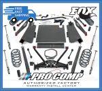 Pro Comp K3088BMX 4'' Long Arm Lift Kit w/Fox Shocks