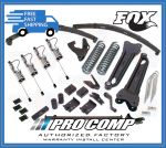 Pro Comp K4042B/K4042BMXR 8'' Lift Stage II w/rear Leaf Springs