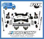 Pro Comp K1084BMX 6'' Lift Knuckle Kit w/Fox Shocks