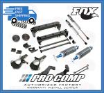 Pro Comp K1141B/K1141BMX 6'' Lift Kit
