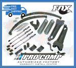 Pro Comp K4040B/K4040BP/K4040BMX/K4040BMXR 6'' Lift Stage II w/Rear Leaf Springs Fits Fits 4WD