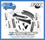 Pro Comp K4179BMXR 6'' Stage I w/Rear Blocks and Add-A-Leaf Lift Kit w/Fox Resi Shocks