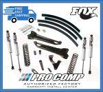 Pro Comp K4180B/K4180BP/K4180BMX/K4180BMXR 6'' Lift Stage II w/Rear Blocks and Add-A-Leafs Fits 4WD
