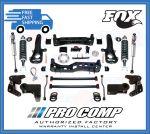 Pro Comp K2075B/K2075BMX 6'' Pro Runner Lift Kit