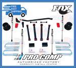 Pro Comp K2064BMX 5'' Lift Kit w/Fox Shocks