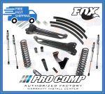 Pro Comp K4152B/K4152BP/K4152BMX/K4152BMXR 6'' Lift Stage II w/Blocks and Add-A-Leafs 2008-2010 F250/F350 Diesel Engine Fits 4WD