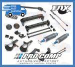 Pro Comp K1142B/K1142BMX 6'' Lift Kit