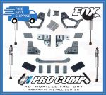 Pro Comp K5056B/K5056BMX 4'' Stage I Lift Kit w/ 3.25 Rear U-Bolts Fits 4WD