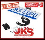 JKS 8211 Spare Tire License Plate Mount