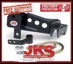JKS OGS170 Relocation Bracket Rear Trackbar