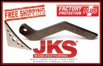 JKS OGS915 Jeep Fabricated Extended Front Swaybar Mount Lift Kit