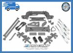 Pro Comp K1053B 4'' Suspension Lift Kit w/ES Shocks Fits Fits 4WD