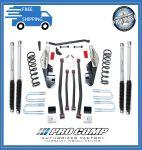 Pro Comp K2079BP 6'' Short Arm Lift Kit w/Pro Runner Shocks