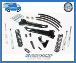 Pro Comp K4153BP 6'' Lift Stage II w/Blocks and Add-A-Leafs & Pro Runner Shocks