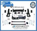 Pro Comp K2062BP 6'' Lift Kit w/Rear Pro Runner Shocks