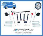Pro Comp K2064B 5'' Lift Kit w/ES Shocks