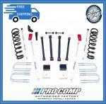 Pro Comp K2080B 6'' Short Arm Kit w/ES Shocks For 2010-2013 Ram 2500/3500 6.7L Diesel