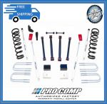 Pro Comp K2081B 6'' Short Arm Lift Kit w/ES Shocks